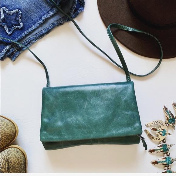 HOBO Handbags - Hobo International Jade Crossbody EUC